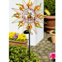 """Solárna dekorácia """"Slnko/mesiac"""""""