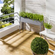 Grządka balkonowa
