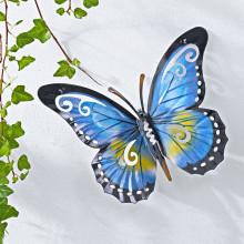 Kovový motýľ