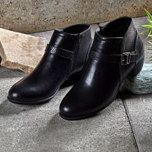 """Dámské boty """"Alba"""", černá"""