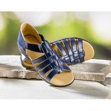 """Sandále """"Mína"""", modrá"""