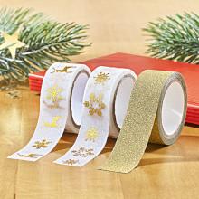 "3 lepiace pásky ""Vianoce"""