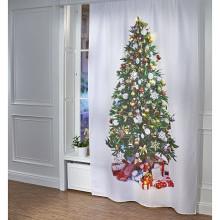 """LED závěs """"Vánoční strom"""""""