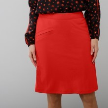 Rozšířená sukně z úpletu Milano