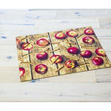 """Kuchyňský koberec """"Jablka"""""""