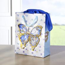 """Darčeková taška """"Motýľ"""""""