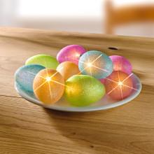 """Světelný řetěz """"Velikonoční vajíčka"""""""