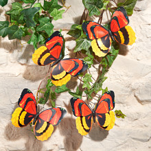 """4 klipsy """"Motýľ"""""""