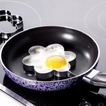 2 formy na vajíčka