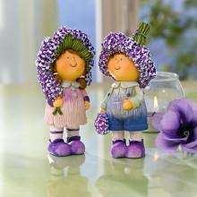 1 kvetinové dieťa + 1 kvetinové dieťa