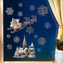 Obraz na okno Zlaté opojení