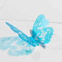 10 samoprzylepnych motyli