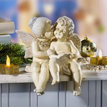 Figurka Para Aniołków