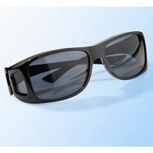 Slnečné okuliare do auta, hnedá