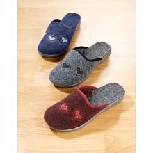 "Dámské pantofle ""Samira"", tmavě modrá"