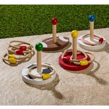 Házecí hra s kroužky
