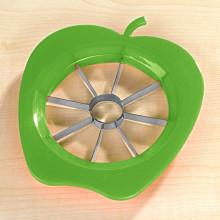 Krájač jabĺk 2 v 1, zelená