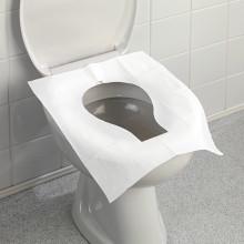 25 hygienických podložek na WC