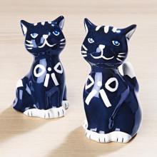 """Slánka + pepřenka """"Koťátka"""", modrá"""