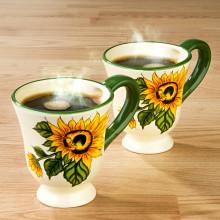 """Šálek na kávu """"Slunečnice"""""""