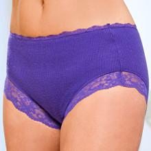 Kalhotky, fialová