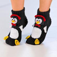 """Ponožky """"Tučňák"""""""