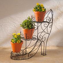"""Kvetinové schodisko """"Lodička"""""""