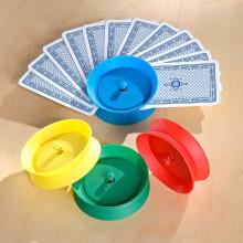 4 držáky na karty