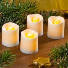 2 LED svíčky
