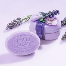 2 levandulová mýdla
