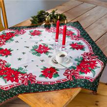 """Ubrus """"Vánoční hvězda"""""""