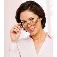 """Brýle na čtení """"Leopard"""", +3,5 dpt"""