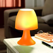 LED lapmička, oranžová