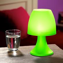 LED svetlo, zelená