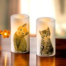 LED svíčka Morle