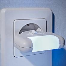 1 LED úsporné noční světlo