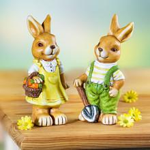 """Velikonoční zajíček """"Dívka"""""""