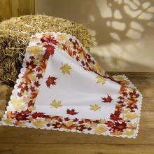 """Ubrus """"Podzimní listí"""""""