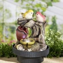 """Stolová fontána """"Vtáčiky"""""""