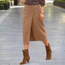 Pouzdrová sukně z Milano úpletu