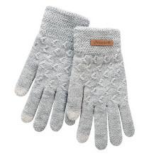 Damskie rękawiczki do ekranów dotykowych
