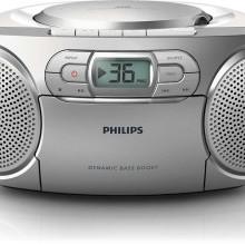 CD lejátszós, magnós rádió