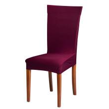 Pokrowiec na krzesło jednokolorowy