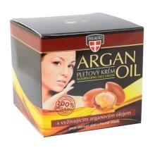 Krem do twarzy z olejem arganowym