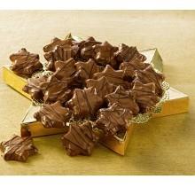 Martinské hviezdy v mliečnej čokoláde