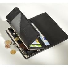 Trojfarebná dlhá peňaženka