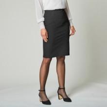 Rovná třpytivá sukně