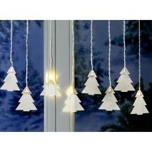"""Světelný řetěz """"Vánoční stromečky"""""""