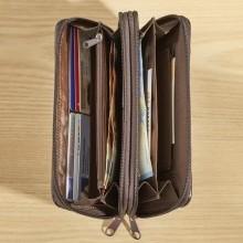 Patchworková peňaženka