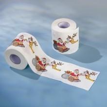 Vianočný toaletný papier